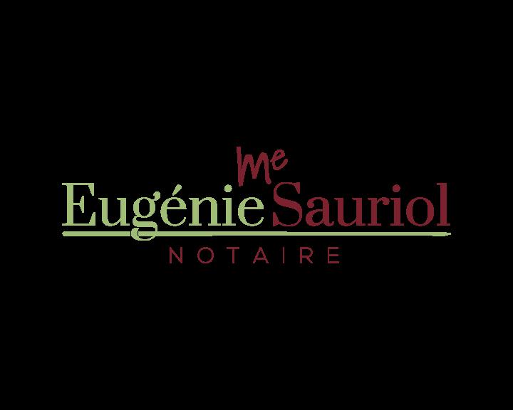 Me Eugénie Sauriol, notaire - Logo