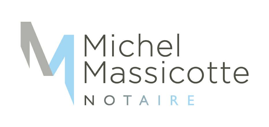 Michel Massicotte Notaire inc. - logo