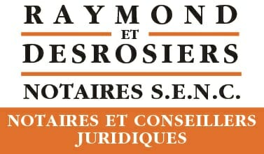 Raymond et Desrosiers, notaires, s.e.n.c. - logo